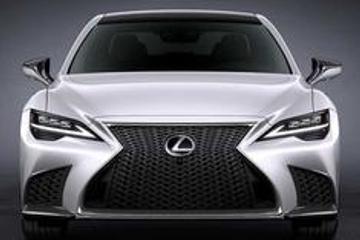 2021款雷克萨斯LS500,朴实无华而有内涵的豪华行政轿车。
