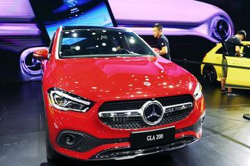 视频:2020成都车展 继续走精致路线全新一代奔驰GLA新车开箱