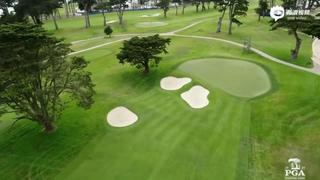 2020年PGA锦标赛场地哈丁公园球场18洞巡礼
