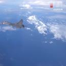 中國空軍飛行員在南海用雙語喊話驅離外國軍機(圖)