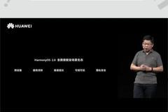 余承东:明年华为智能手机将全面升级支持鸿蒙系统2.0