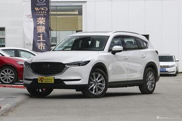 C位出道,走心推荐,马自达CX-8全国新车23.58万起