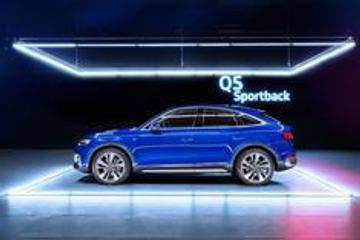 Audi Q5 Sportback  大家觉得这种车有意义吗
