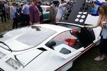 法拉利未来概念车,这颜值如何?