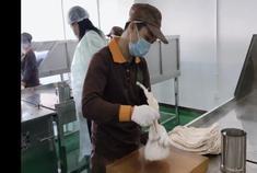 She's Mercedes 5周年探寻之旅-制作茶饼