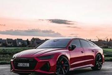 Audi RS7 Sportback,这颜值,应该没人不喜欢吧……