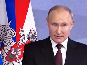 普京:對西方軍事威脅做好應對 必要情