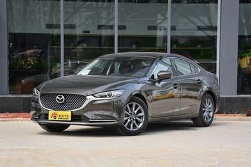全国最高直降3.17万元,马自达阿特兹新车近期优惠热销