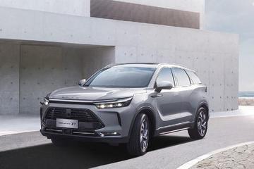 多便宜才算便宜?BEIJING汽车BEIJING-X7 PHEV全国19.45万起,最高直降0.04万
