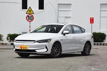 比亚迪秦PLUS EV促销中,最高直降1.77万,新车全国16.69万起!