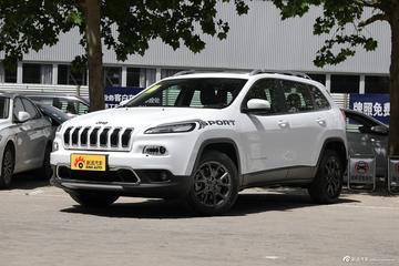 全系价格低至14.86万起,最大折扣8.3折,Jeep自由光问你敢答应吗?