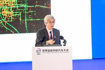 2021 WICV   郭仁忠:通过可变限速和预约出行全局优化城市道路交通