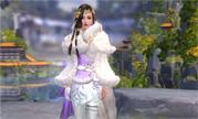 《剑网3》成女冬装 成衣店里的冬装分享