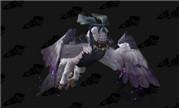 夺回飞行的能力 魔兽7.2德鲁伊月翼形态坐骑预览
