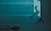 年轻人通过电子游戏逃避世界