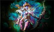 魔兽玩家原创作品分享:希尔瓦娜斯与她的小女妖