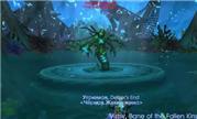 娜迦主母:魔兽7.2萨格拉斯之墓萨丝琳击杀视频