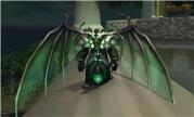 翅膀特效还在 魔兽7.2.5版T20术士套装预览视频
