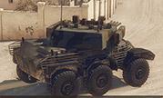 装甲战争:现代战争暴力美学