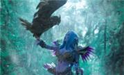 魔兽国外精品COSPLAY分享 Narga泰兰德一组新照