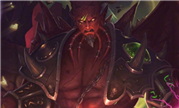 魔兽同人画:我的老朋友基尔加丹 我们又见面了