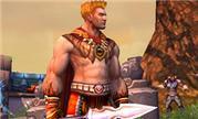 人类武僧皮甲幻化:完美COS斯巴达勇士 还原度高