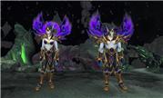 魔兽8.0争霸艾泽拉斯 六大同盟种族传承护甲截图