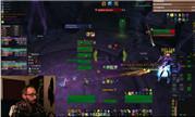 魔兽7.3.5美服舰队27层魔法回廊:奶德Jdotb视角