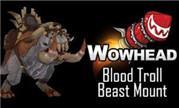魔兽8.0争霸艾泽拉斯:孢林抱齿兽坐骑视频预览