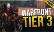 魔兽8.0战争前线T3皮甲加武器:部落全种族预览