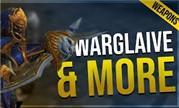 魔兽8.0联盟战争前线和奥迪尔团本奖励战刃预览