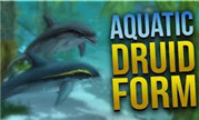 魔兽8.0争霸艾泽拉斯德鲁伊新雕文 海豚水下形态