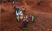 魔兽8.0争霸艾泽拉斯邪恶天赋死亡骑士决斗视频