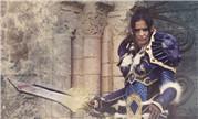 魔兽国外女玩家COS作品:女版瓦里安乌瑞恩国王