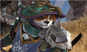 魔兽同人:漂泊在昆莱群山间 坚毅的熊猫人武士