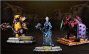 魔兽世界游戏角色雕像召唤服务 即将在中国登陆
