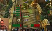 魔兽8.0国外队伍双治疗14层大秘境视频 阿塔达萨