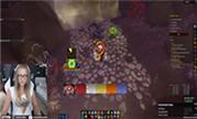 魔兽8.0前夕欧服玩家30层大秘境视频:黑心林地