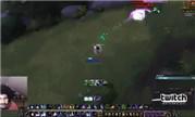 魔兽8.0:奥法Ziqo野外超牛车轮战视频-绝境求生