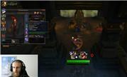 魔兽8.0欧服车队 诸王之眠10层大秘境 战士视角