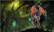 魔兽伊利丹怒风雕像霸气再临 周边商城正在预售