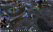 魔兽8.0争霸艾泽拉斯:奶萨Cdew 3v3竞技场视频