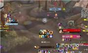 魔兽8.0争霸艾泽拉斯 火法视角12层大秘境自由镇