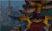 魔兽8.1测试服内容前瞻:过场动画预览 血月渐升
