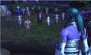 魔兽8.1测试服前瞻:过场动画预览 泰兰德的演说