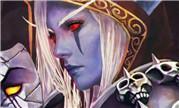 魔兽同人:死亡虚无的假面 女妖之王希尔瓦娜斯