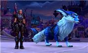 暴雪游戏商城新坐骑:狡狐魔使陪你闯荡艾泽拉斯