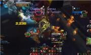 魔兽8.1:狂暴战Bajheera 3v3竞技场视频剪辑 #2