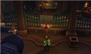 魔兽8.1探索视频 恶魔猎手进伯拉勒斯银行的路线