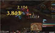 魔兽8.1防御战士13层自由镇视频 375装备 13加1